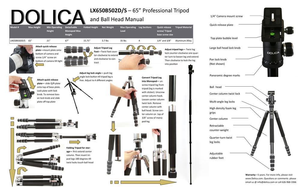 LX650B502D/S