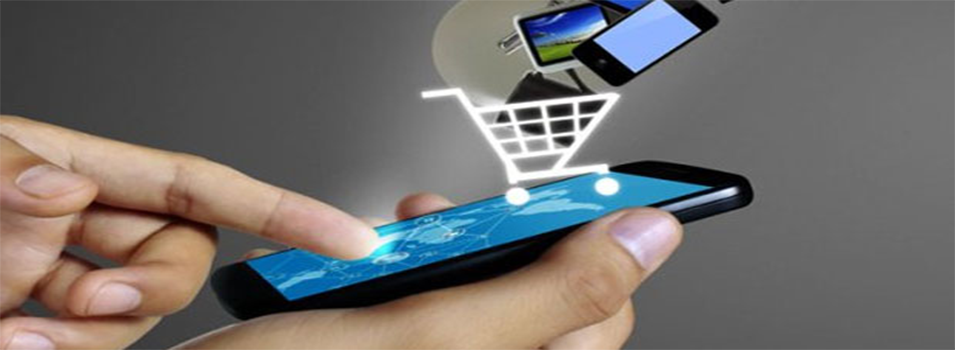 m-commerce on the rise. mobile shopping, BOLD! Technologies