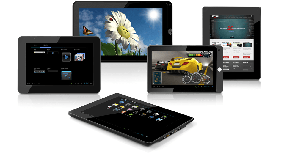 tablet domination mobile tablets