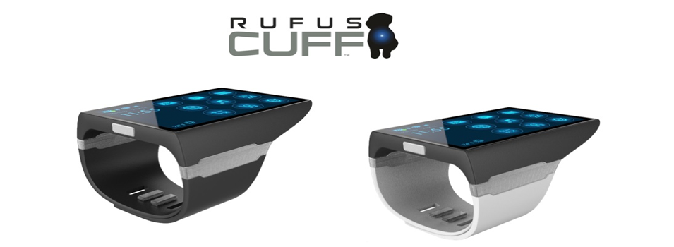 Mobile Development - Rufus Cuff Smartwatch