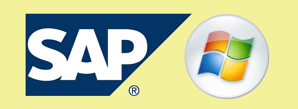 Microsoft and SAP partnership