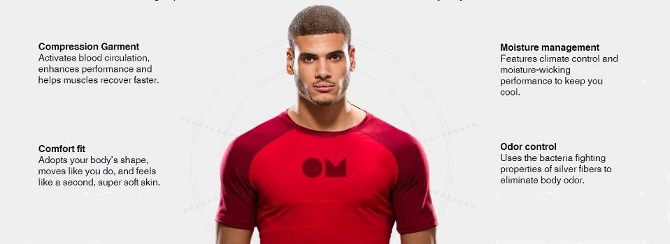 OMsignal Biometric Smartwear, BOLD! Technologies,