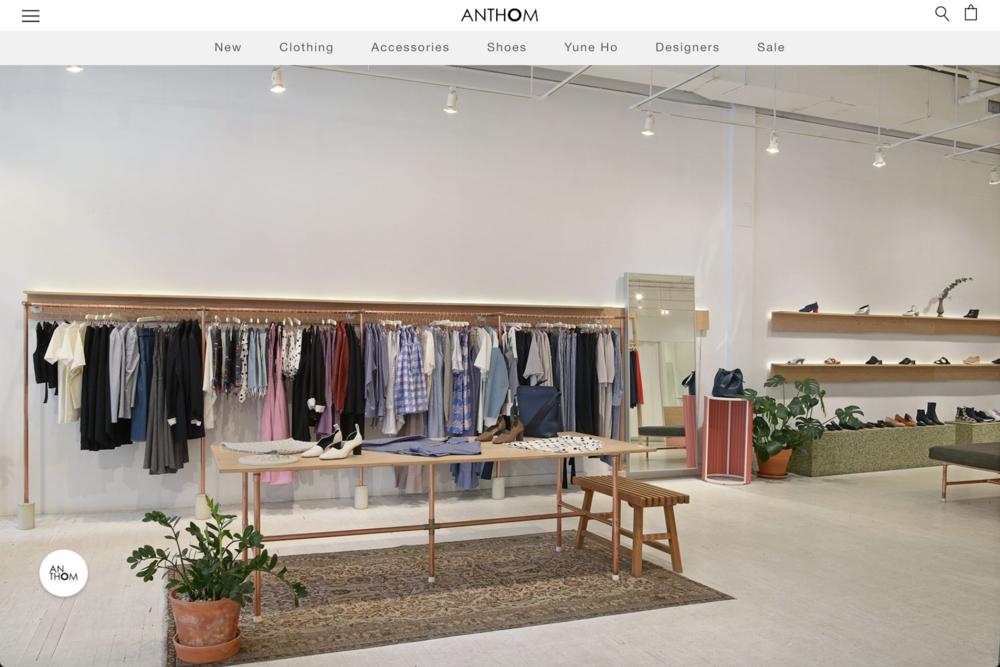 ANTHOM   shopanthom.com