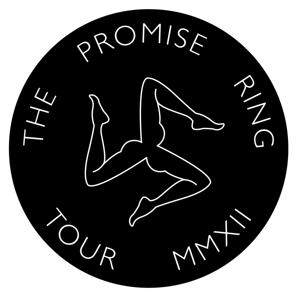 The Promise Ring – Tour 2012 Merch