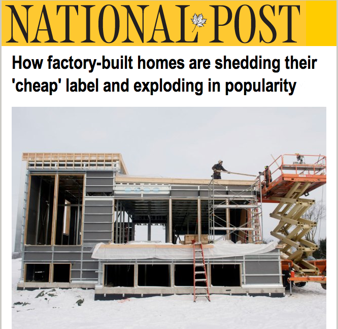National Post_Prefab
