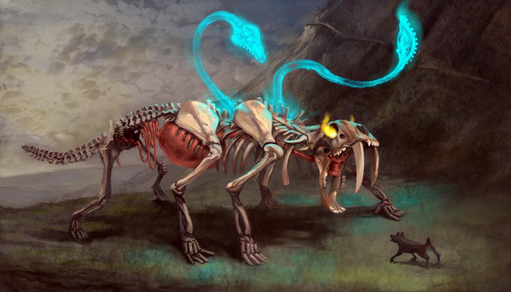 Undead Displacer Beast.jpg