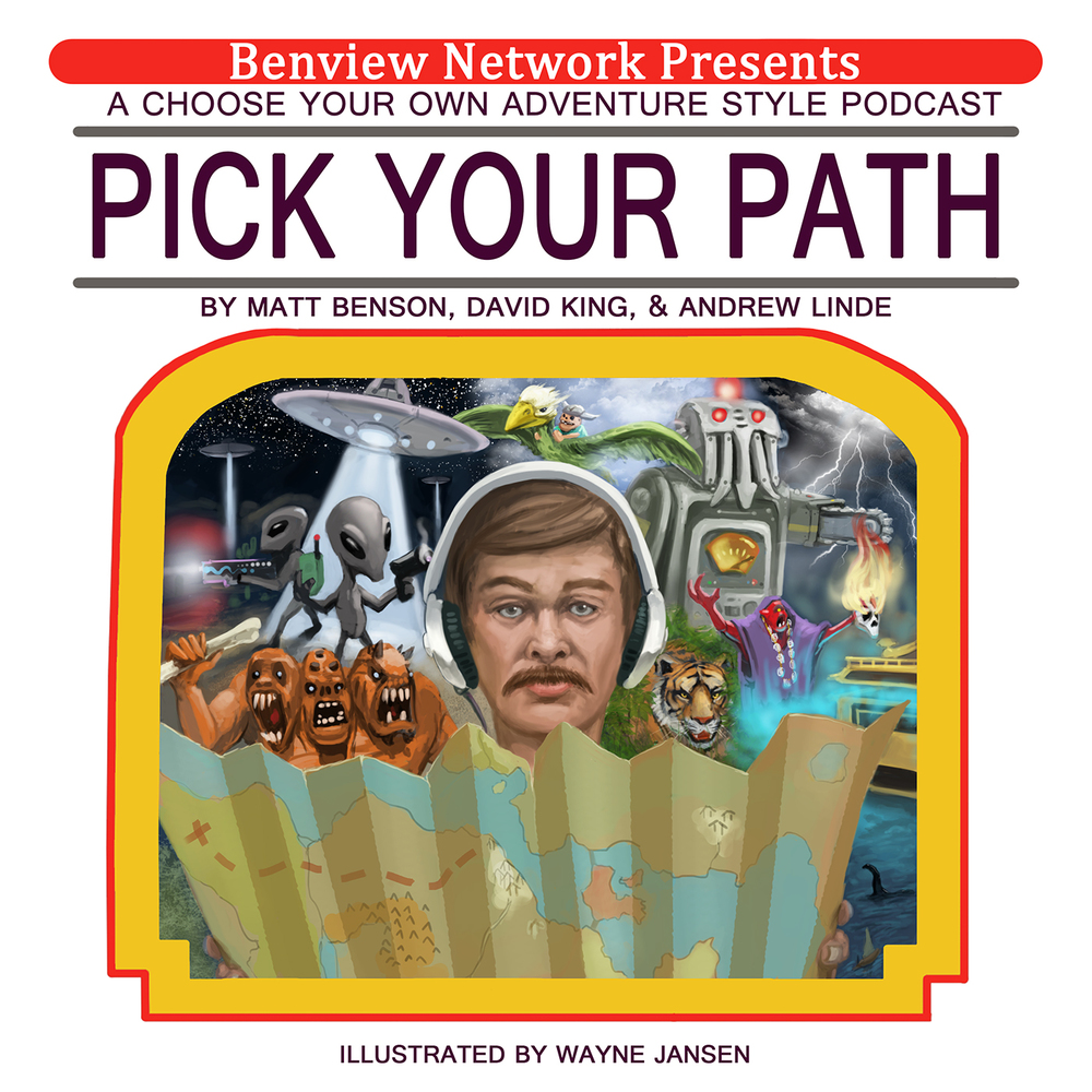 Pick Your Path podcast