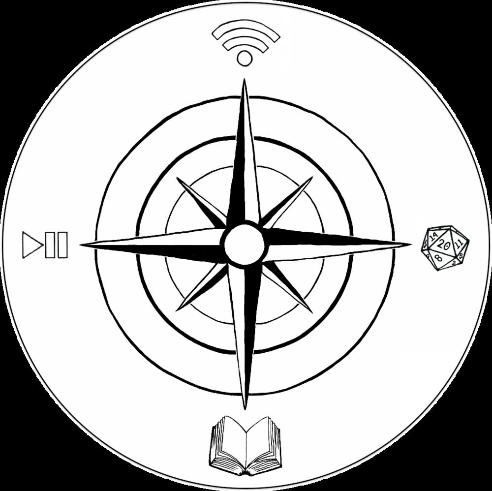 1. Compass logo