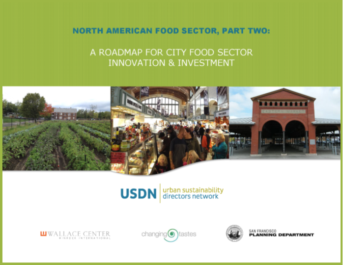 City Food Scan Roadmap