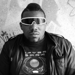 Afrika Bambaataa - click photo for bio!