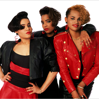 Salt-N-Pepa - Click for Bio!