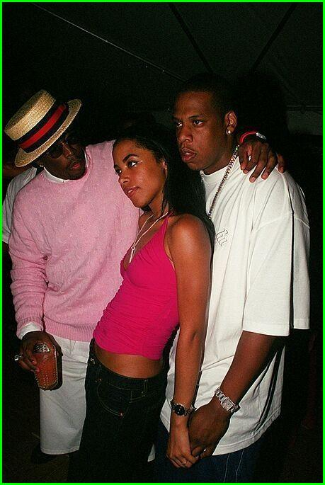 was aaliyah and jay z dating