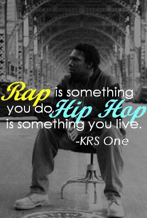 KRS One - Click for Bio!