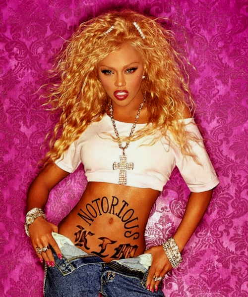 Lil Kim - Click for Bio!