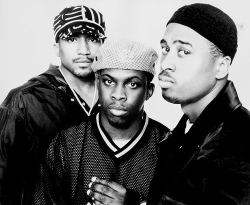 A Tribe Called Quest - Click for Bio!