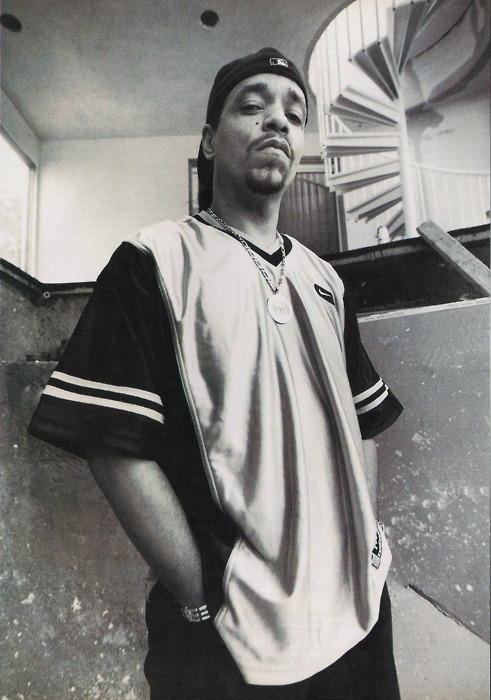 Ice-T - Click for Bio!