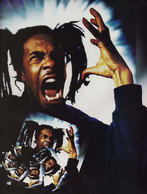 Busta Rhymes - Click for Bio!
