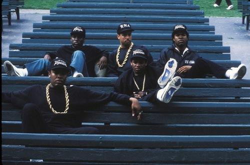 NWA Biography Hip Hop Scriptures