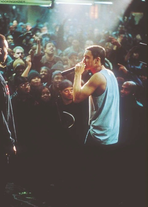 a biography of hip hop artist marshall bruce mathers ill Eminem: the fall and rise of a superstar  marshall bruce mathers iii was in  we saw him go from being a person we'd see every saturday at the hip-hop shop.