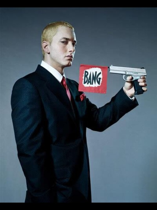 Eminem - Click for Bio!