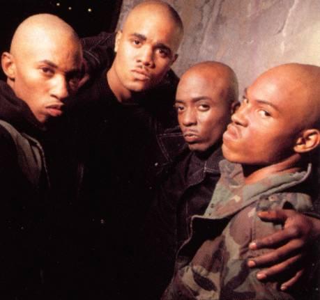 Onyx Hip Hop Group 98