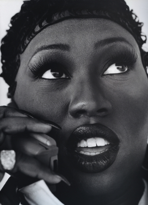 Missy Elliott - Click for Bio!