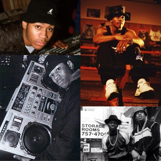 "HAPPY BIRTHDAY TO UNCLE L!! #LLCoolJ Hip-hop artist, author and actor LL Cool J was born James Todd Smith on January 14, 1968, in Bay Shore, Long Island, New York. Growing up in New York City, Smith adopted the stage name LL Cool J, which stands for ""Ladies Love Cool James."" - See more at:  http://hiphopsmithsonian.com/ll-cool-j/#sthash.AmplAVqG.dpuf"
