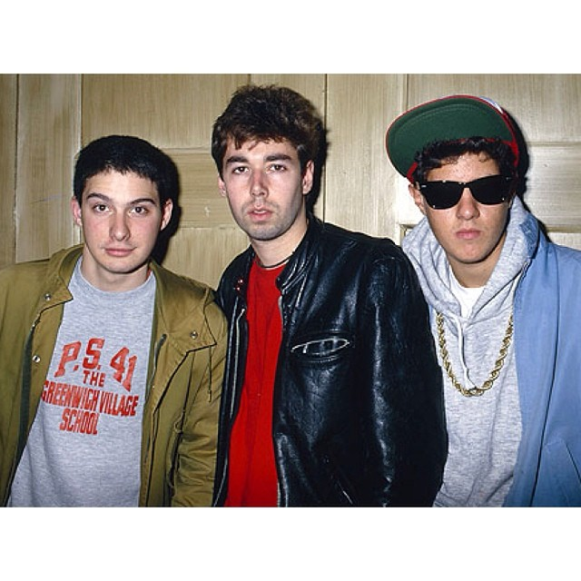 Happy Birthday to #MikeD of the #BeastieBoys Their #hiphopbio is on our homepage hiphopsmithsonian.com #NoSleepTilBrooklyn #classichiphop