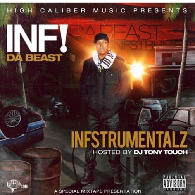 @infstagram is our featured artist this week on the homepage —> hiphopsmithsonian.com YOU could be next!! #inf #tonytouch