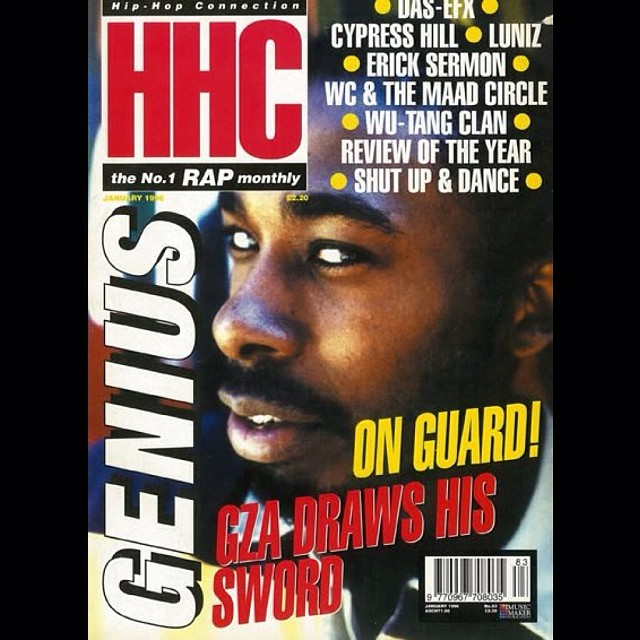 #GZA #Genius #wutangforever … Go check out his profile at hiphopsmithsonian.com!!
