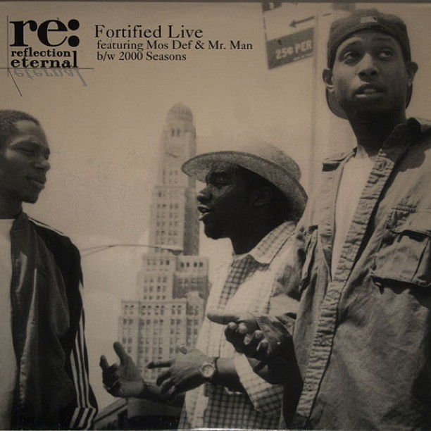 aguycalledkwest: #nowplaying …#rawkus #mosdef #talibkweli #blackstar #reflectioneternal #conscioushiphop