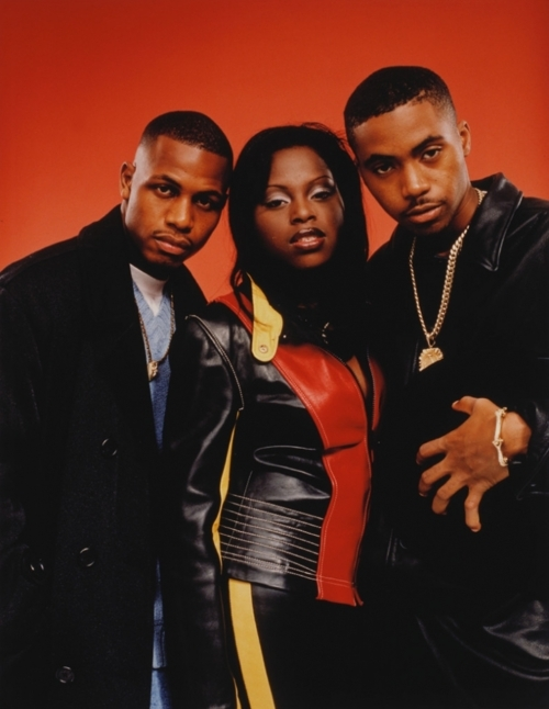 90shiphopraprnb :      The Firm  (AZ, Foxy Brown & Nas)