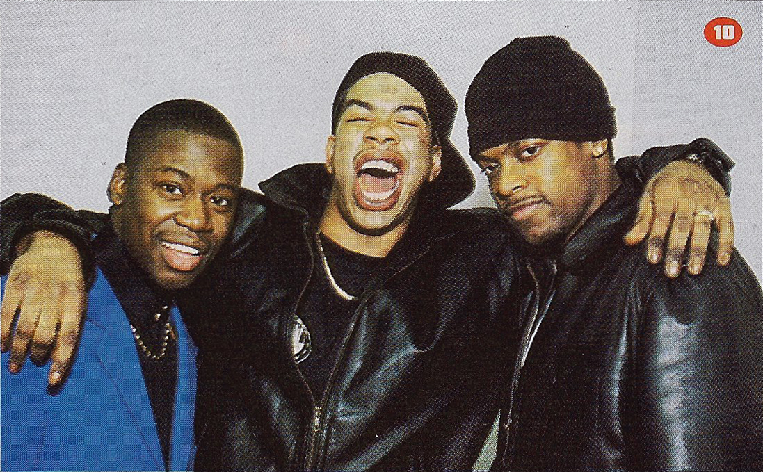 donttrustrobotz: Groove B, Craig Mack & Chris Tucker