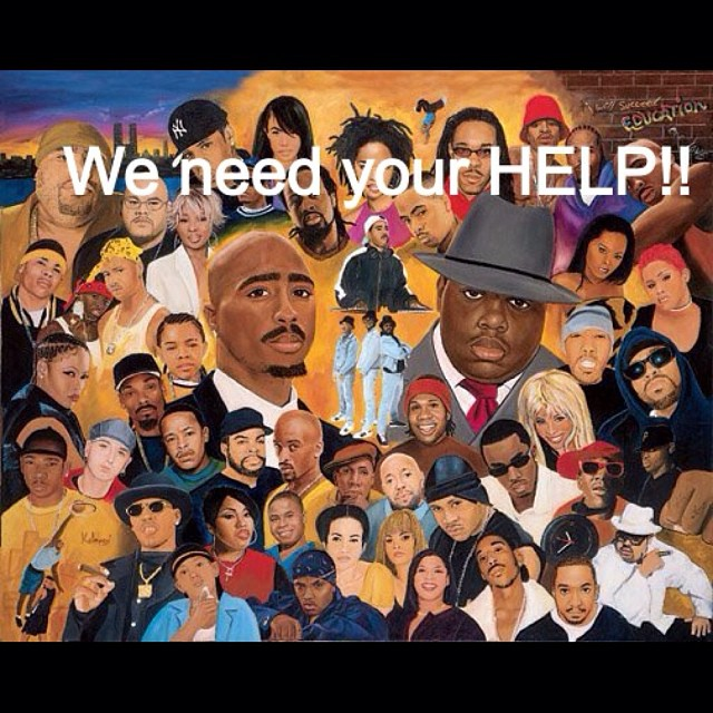 Do you love Hip Hop? Would you like to help us educate the universe about its origin & culture? We need ambassadors to help spread the word about Hip Hop Smithsonian & our funding campaign! Email hiphopsmithsonian@gmail.com to join the movement!! #virtualhiphopmuseum #savehiphop #salute #hiphopsmithsonian