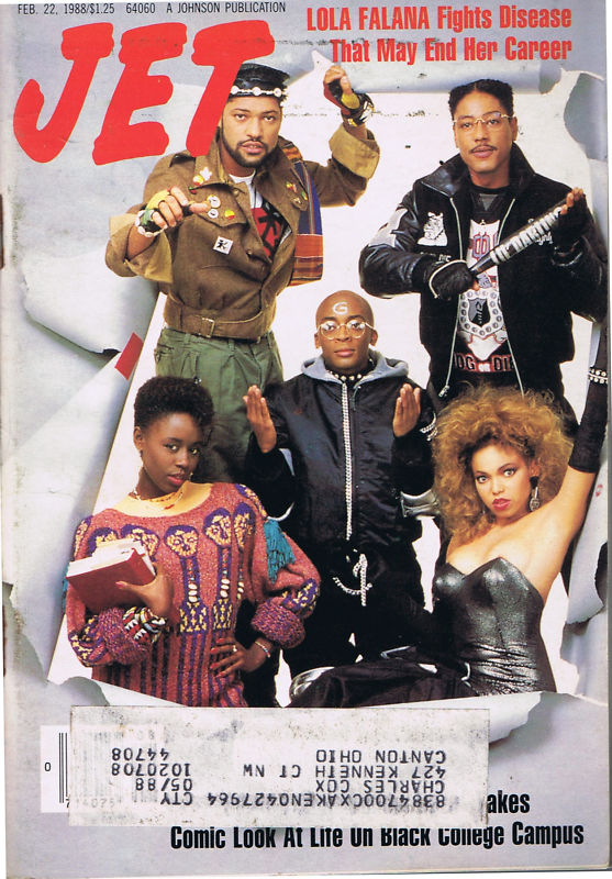 ajcertified1 :     Cast of spike Lee's 1988 movie school daze   http://ajcertified1.tumblr.com/