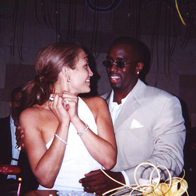With former flame #JenniferLopez #JLo #JennyFromTheBlock … #PDiddy #PuffDaddy #revolttv #seancombs #badboyrecords MANY more pics, music, production credits, video archives, business profiles for #ciroc #seanjohn on our web site. Take the journey & continue to support the preservation of hip hop's history & evolution. Please continue to help spread the word… THANK YOU