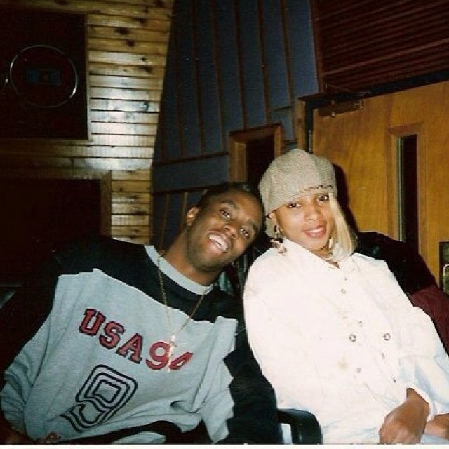 #Throwback of #Puffy & #MaryJBlige … #PuffDaddy #SeanCombs #pdiddy #revolttv #badboyrecords #Uptown #HipHopSoul