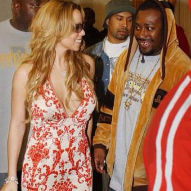 "(via wutang-corp.com)  Rex Features    Mariah Carey has hit back at critics who have accused her of jumping on the hip-hop bandwagon.    The singer insisted that there is no truth in claims that her new album E=MC2 is a departure from her usual style of music.   She also explained that her interest in hip-hop developed after she teamed up with the late rapper Ol' Dirty Bastard in 1996. ""It gets so annoying when people make out I have gone all hip-hop just to get in on a trend,"" Carey complained. ""I sang with Ol' Dirty Bastard, may he rest in peace, back in 1996 for the remixed version of 'Fantasy'."" Ol' Dirty Bastard, one of the founding members of the Wu Tang Clan, died of heart failure in November 2004. He was 35.    Mariah added: ""I love him and I miss him. Working with him was a highlight for me.""#ODB #AsonUnique #DirtMcGirt #OlDirtyChineseRestaurant #BigBabyJesus #WuTangClan #WuTangForever #WuWednesday"