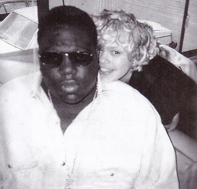 misterand :      Notorious B.I.G and Faith Evans
