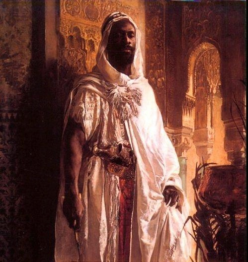 mystifiedandsublime :      The Moors are a group of North African population which conquered and ruled Spain and parts of Portugal for more than 700 years beginning in 711 AD and ending in 1492 AD. It appears from research that even before this period going back into antiquity, this North African tribe has been synonymous with Iberia. The word Ibero-Maurisian culture used by archaeologists and historians to describe a group of pre-historic people that populated Iberia would underline this linkage.     Not many people know that the Moors are Black Africans of Libyan, Moroccan, Nigerien, Nigerian and Senegalese origins.  This is due to the deliberate misinformation produced by the Euro-American power establishment, which delights in obfuscating Africa's contribution to the history of mankind, preferring instead to appropriate to itself the glorious attainment of Africans throughout history.  By the strategic control of vocabulary, semantics, nomenclature and grammatical acrobatics the academic establishment of Euro-America perpetrates its mendacity.    The greatest sort of disempowerment is the loss of cultural and historical perspective by a people. A lack of knowledge of one's history implies an absence of knowledge about ones place in the universe. The erasure (or obfuscation) of African history and culture is the greatest tool employed by this Euro-American power structure in a attempt to control Africans and their narratives at home and in the diaspora.    In this series on the Moors, we are taken on an excursion through history back to the Moorish kingdom of Spain, to ascertain who those Africans were, what they did and their subsequent significance in European history, even world history.   I'm quite sure the 'Moors' had many different names indigenous names for themselves and did not define themselves as 'black' as they wouldn't have a need to because they defined their own narrative.