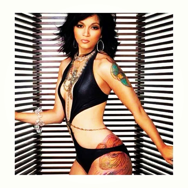 #TBT #CharliBaltimore go check out her page & our collection of #FemaleEmcees