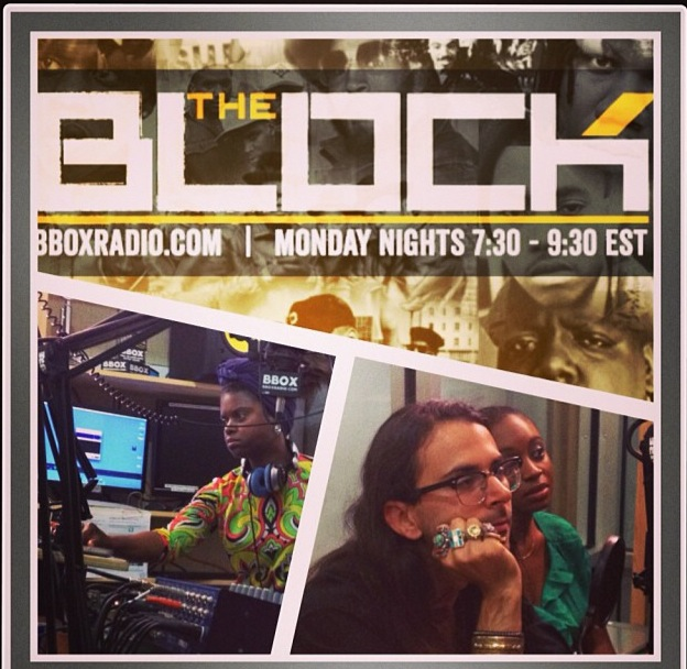 In case you missed us on The Block radio last week, you can catch the replay here!! http://www.bboxradio.com/the-block/1341-jam-session-special-guests-sophia-lewis-chris-stylez-a-guest-dj-dx.html