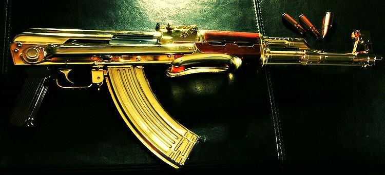southside365: Gold AK47