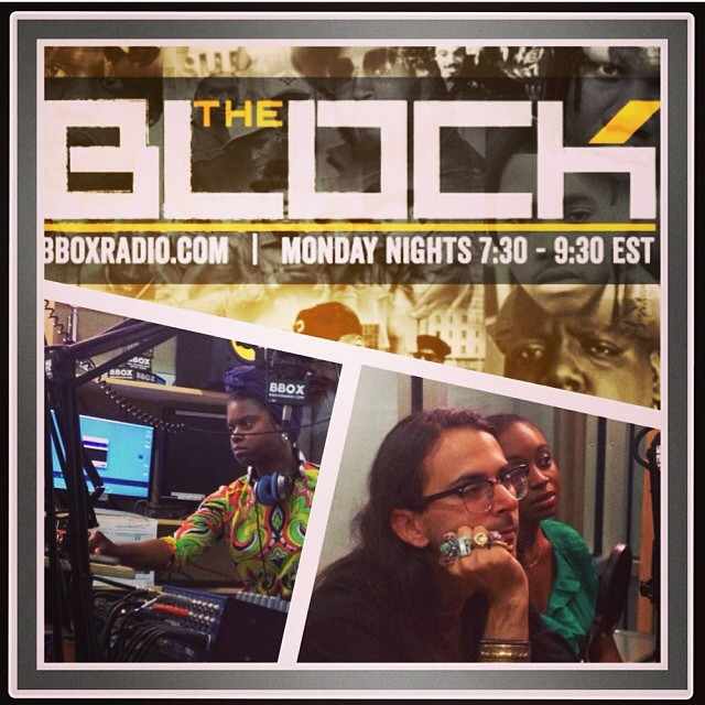 Dope night at The Block with @mondays_baby @theblockradio