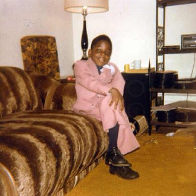Good morning Family! Hope this pic of #BiggieSmalls on kindergarten graduation day brings a smile to your face. Enjoy your Sunday :)