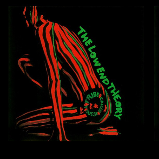 "September 24th – A Tribe Called Quest release their legendary sophomore album, ""The Low End Theory"", on Jive Records, on this day in 1991.    The album, considered one of hip-hop's finest ever, is also considered one of the forerunners of the hip-hop/jazz fusion movement, although most of the samples used are from 1970's funk records.    Legendary Jazz bassist Ron Carter however does appear on the album, setting a be-bop tone.    The album spawned some of hip-hop's classic hit singles like, ""Jazz (We've Got)"", Check The Rime"" and the ultimate posse track ""Scenario"", featuring Leaders Of The New School. ""The Low End Theory"" also contained classic album cuts like ""What?"", ""Excursions"", ""The Infamous Date Rape"", ""Butter"", ""Rap Promoter"" and ""Everything Is Fair"". Guests, other than Carter, on the album included, Brand Nubian and Vinia Mojica. Production on ""The Low End Theory"" was handled by Skeff Anslem, Pete Rock and the group themselves. ""The Low End Theory"" is considered one of the greatest albums of all time."