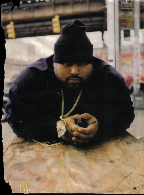 "hiphopfightsback: ""Dead in the middle of Little Italy little did we know that we riddled some middleman who didn't do diddily."" - Big Pun"