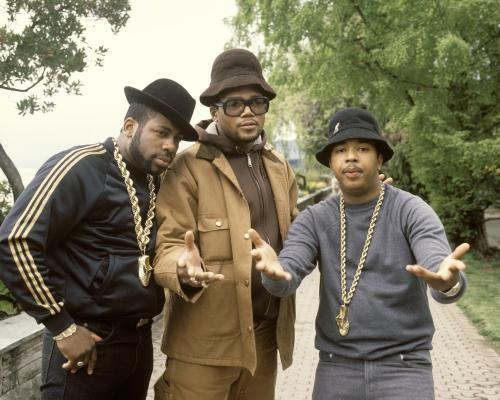 jbeckford: Photograph (1987) Run DMC // David Redfern Photography The Kings of Rock photographed by English photographer David Redfern. Click here to vie more of Run DMC. Photo Source: DavidRedfern.com + SonicEditions.com