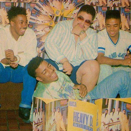 quiqui9117: Heavy D & The Boyz R.I.P Heavy
