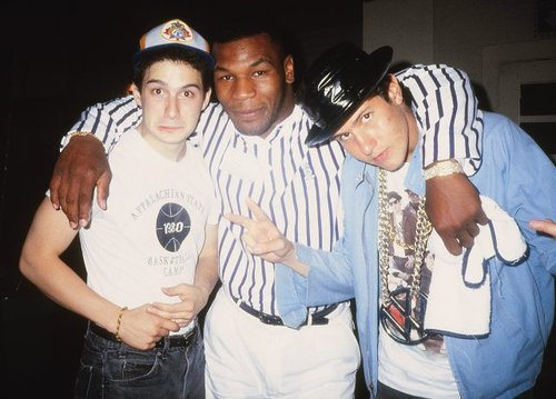 hiphopfightsback: Beastie Boys & Mike Tyson